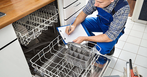 Kenmore and Whirlpool Dishwasher Repair in New York